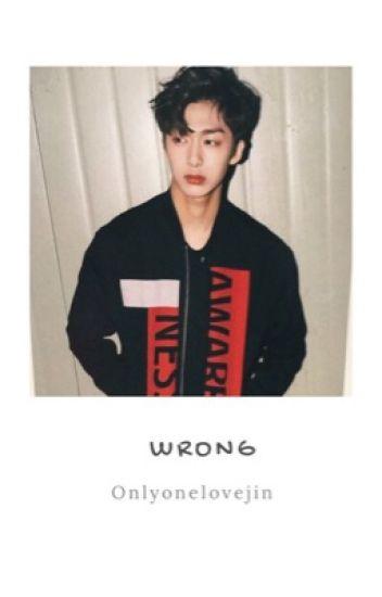 Wrong ?  [Hyungwon x Minhyuk]