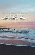 adventure time. by SHELIKEYOONGI