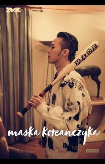 maska koreańczyka ✔
