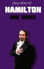 Hamilton One Shots by johnyoufatmofo