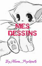 MES DESSINS by Akuma_Psychopathe