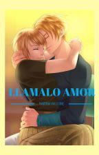 Llámalo amor (Nathaniel y Tú - CDM) by MartinaThelifesound