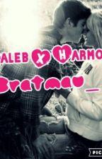 Caleb X Harmony by Bratmau_7
