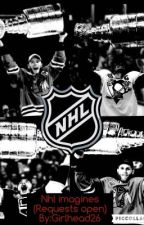 NHL imagines (requests open) by girlhead26