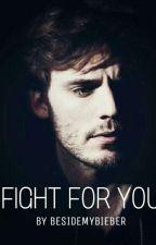 Fight For You | Finnick Odair by besidemybieber