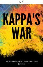 Kappa's War. by Girl_1D_Gierszal