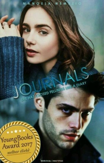 Journals // #Wattys2016