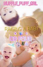 Raising A Baby... Or Four by lafayettetaffylaffy