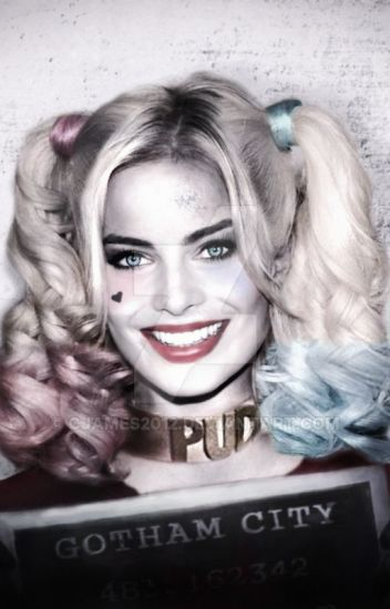 Welcome to the world, Harley Quinn