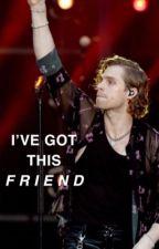 i've got this friend ⇨ lashton by CRazyMofo137