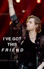 i've got this friend ⇨ lashton by CRazyMofo137
