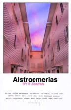 ألستِرومِيريَا || Alstromeria by xloran1