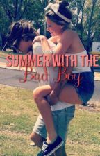 Summer with the bad boy by lcmdancer