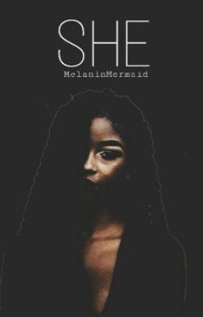 SHE by MelaninMermaid