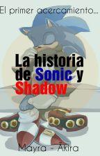 La historia de Sonic y Shadow (Sonadow) by MayraCyberDeOz