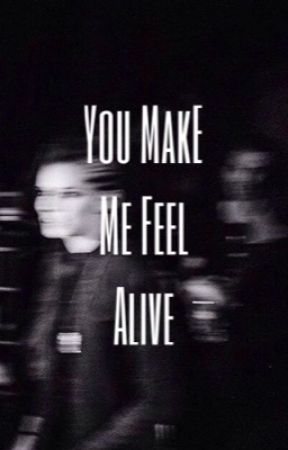 You Make Me Feel Alive {Lynn Gunn} by dismantle_destroy