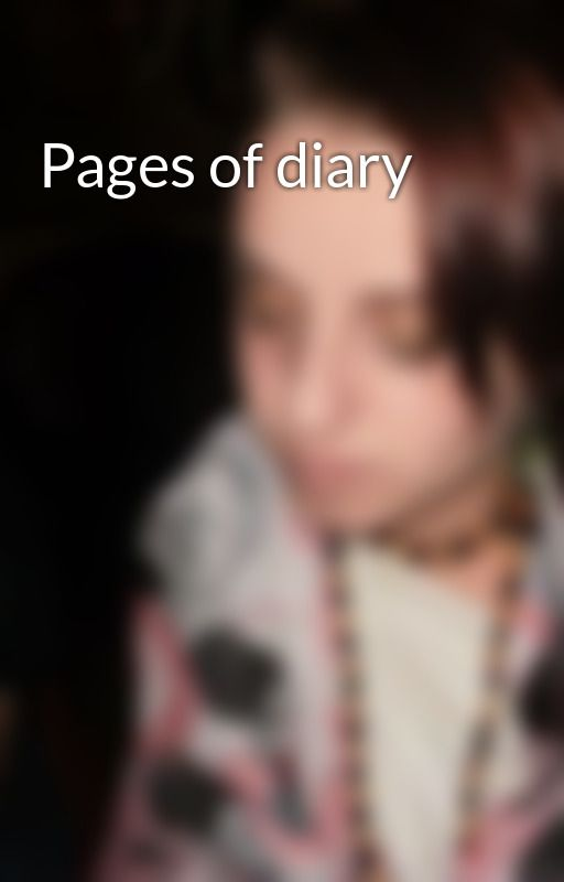 Pages of diary by Lexa09