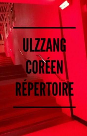 Ulzzang Coréen Répertoire