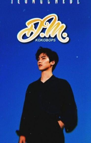 d.m. ✩ jeongcheol