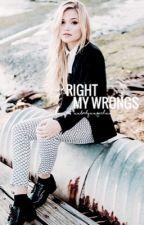 Right My Wrongs | s.kane [3] by xxBabyxxGirlxx