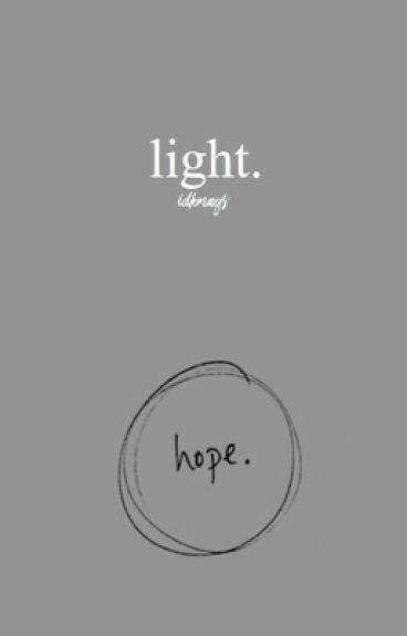 LIGHT. [CASTIEL]