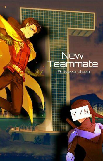 New Teammate (Damian Wayne X Reader)