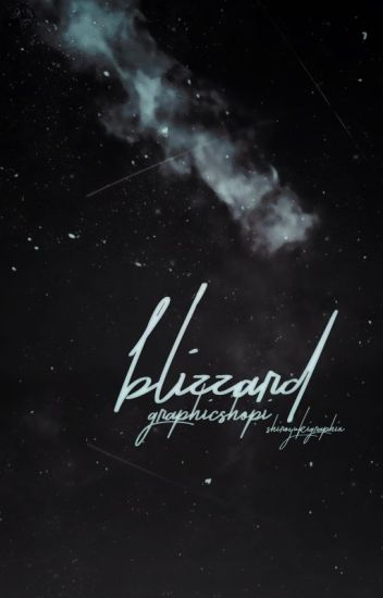 Blizzard // Graphic Shop II