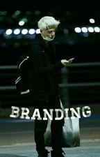branding ; junhoe by maxdoki