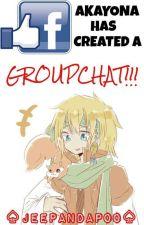 Aka No Yona Group Chat (COMPLETED!~) by JeeMeetsPanda
