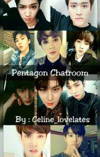 Pentagon Chatroom by Celine_lovelates