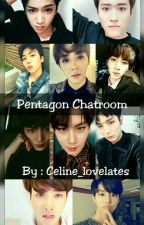 Pentagon Chatroom by Celine_lovelates