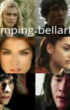 Camping-bellarke  by STEPH_THE100