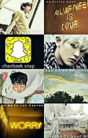 Chanbaek Snap