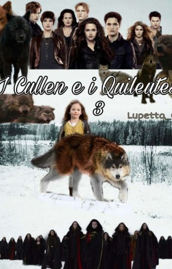 I Cullen e i Quileutes 3