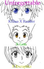 Unforgettable (Killua x Reader x Gon) by HBham2001