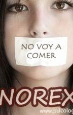 La anorexia.Historia de una adolescente by autoranonimo_