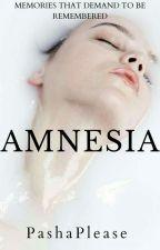 Amnesia by SyedaTehniatZahid
