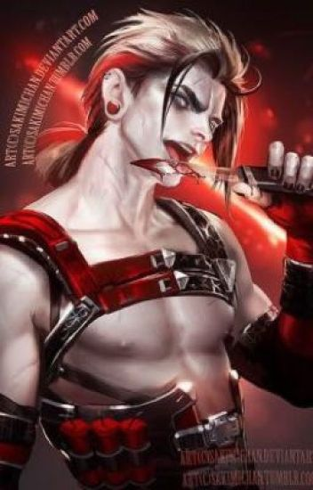Male!Harley Quinn x Reader