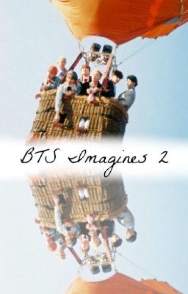 BTS Imagines 2 [hiatus]