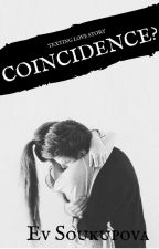 Coincidence? ✔ by evsoukupova