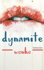 Dynamite // MONSTA X WonHo by healerpotato