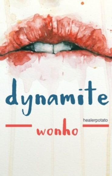Dynamite // MONSTA X WonHo
