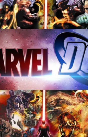 Marvel x DC x Reader - shelbster166 - Wattpad