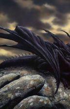 El jinchuriki del Kokuryū (Dragon negro) by Luffykyo