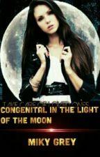 Рождённая под светом луны/ Congenital in the light of the moon by MikyGrey_