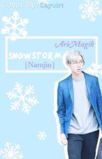Snowstorm |Namjin| #1 by MagikAri7