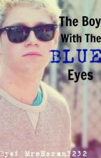 The Boy With The Blue Eyes (A One Direction/ New Directions [Glee] Fanfic) by one_hell_of_a_butler
