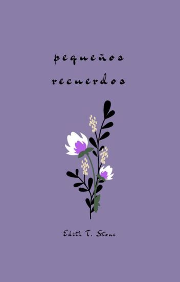 Pequeños recuerdos (antología de relatos)