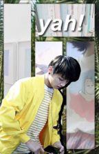yah ; jeon jungkook -editing by pcyuIt