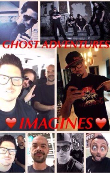 Ghost Adventures Imagines